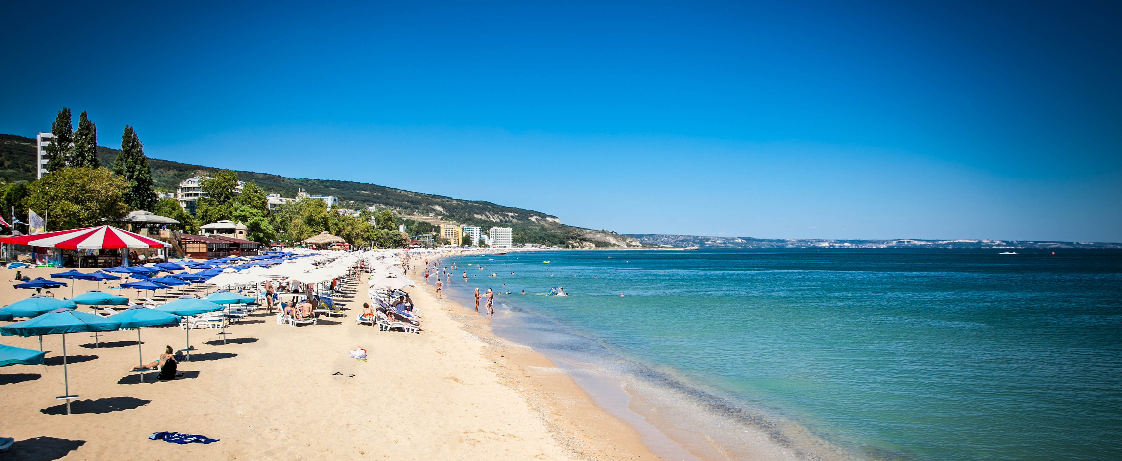Varna sea-beach